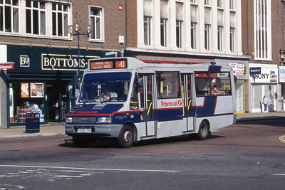 Provincial 258 Commercial Road Portsmouth Sep 97