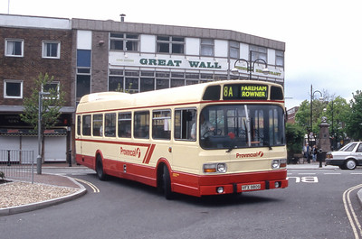 Provincial 72 Gosport Bus Station Jun 96