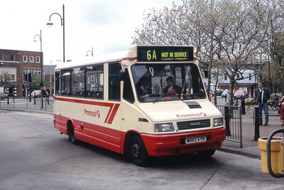 Provincial 180 Gosport Bus Station Jun 96
