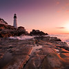 Portland Head Light at Dawn 20x30