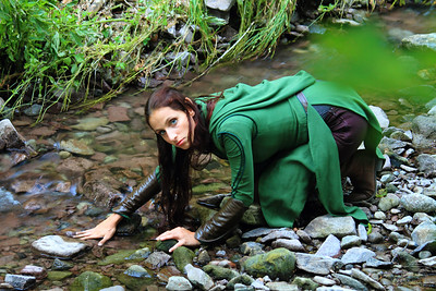 Tauriel cosplay by Rabyn