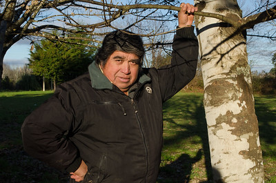 Francisco Manquecheo, Tralcao Community, Chile