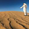 Kuwait desert -