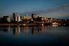 Peoria, IL Skyline at daytime #DSC_0085