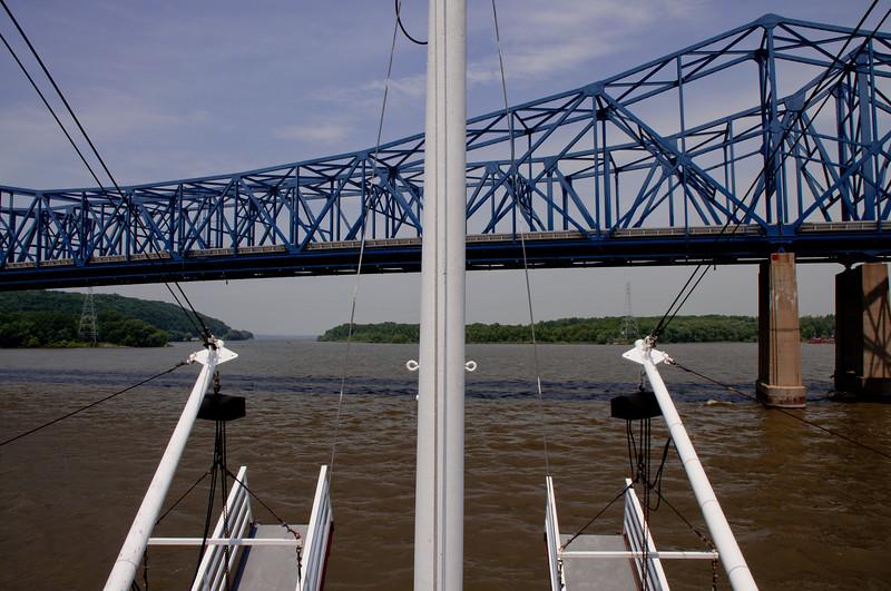 McClugage Bridge Peoria, IL