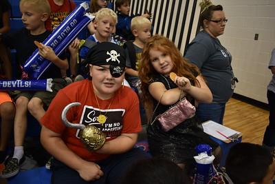 Pep Rally: Blue Devils vs. Collinsville