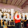 Celina Pep Rally at Argyle High School on 9/11/15 in Argyle, Texas. (Photo by Caleb Miles / The Talon News)