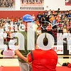 Eagles vs. Graham Pep Rally at Argyle High School on 9/18/15 in Argyle, Oklahoma. (Photo by Caleb Miles / The Talon News)