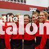 Lady Eagles have a pep rally in honor of their journey to state at Argyle High School in Argyle, Texas on March 3, 2015. (Annabel Thorpe / The Talon News)