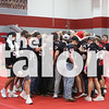 The annual Argyle PInk Out Pep Rally  at Argyle High School in Argyle, Texas, on October 18, 2018. (Lauren Metcalf / The Talon News)