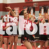 Red Out pep rally and Mr. and Mrs. AHS Tuesday,  Feb. at Argyle High School in Argyle, Texas. (Quinn Calendine  / The Talon News)