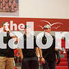 Senior Pep Rally on Thursday, Nov. 3 at Argyle High School in Argyle, TX. (Caleb Miles / The Talon News)