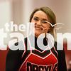 Community Pep Rally on Wednesday, Dec. 16 at Argyle High School inArgyle, TX. (Caleb Miles / The Talon News)
