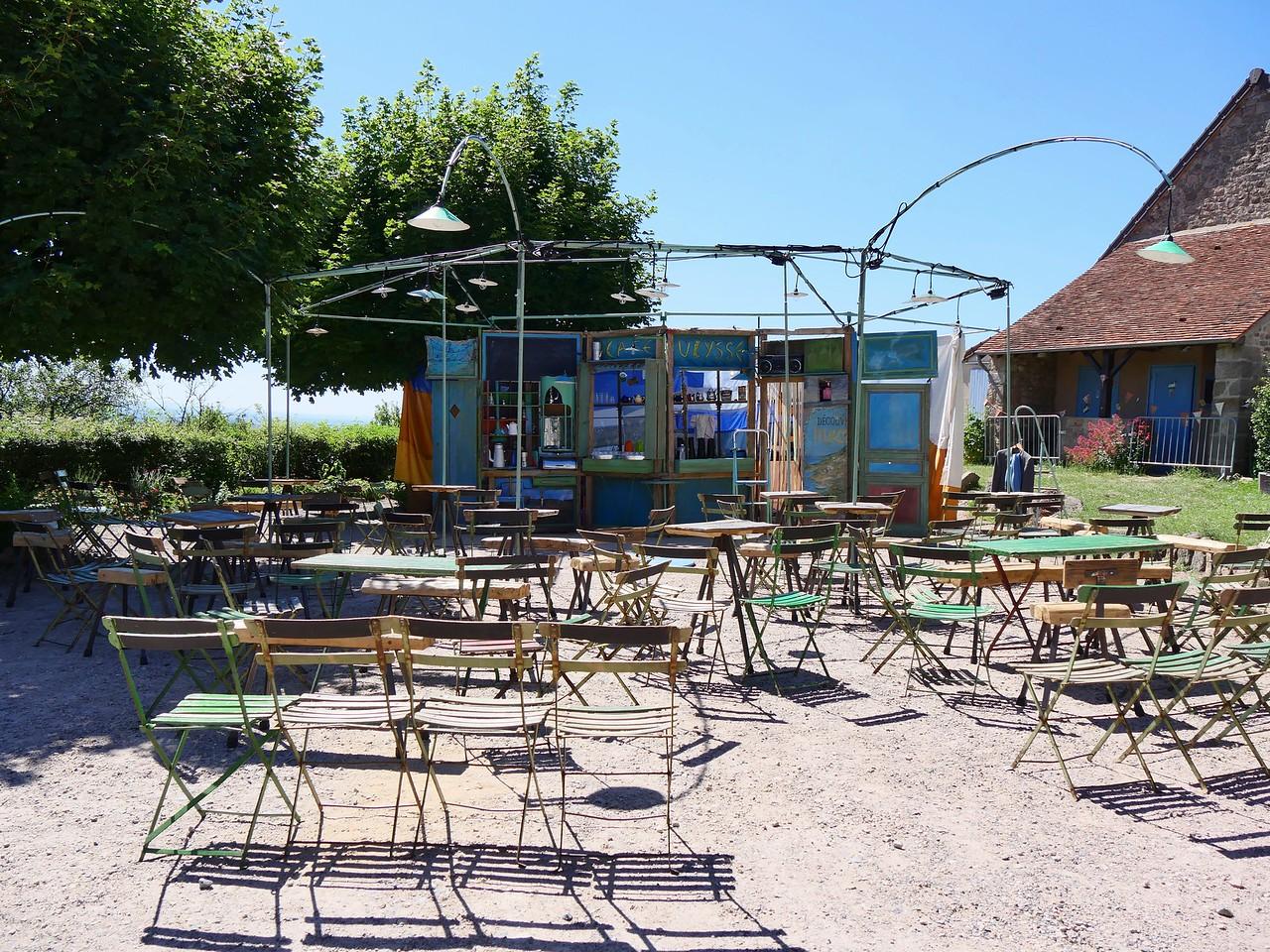 CAFÉ ULYSSE – Terre d'accueil