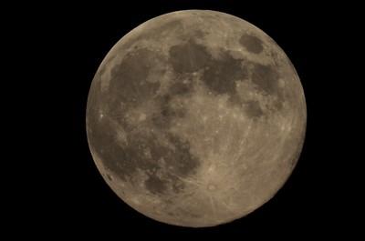 Blue Moon August 2013