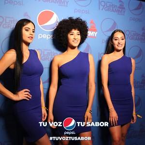 Pepsi Latin GRAMMY 2018 #TuVozTuPasion - JoySquad