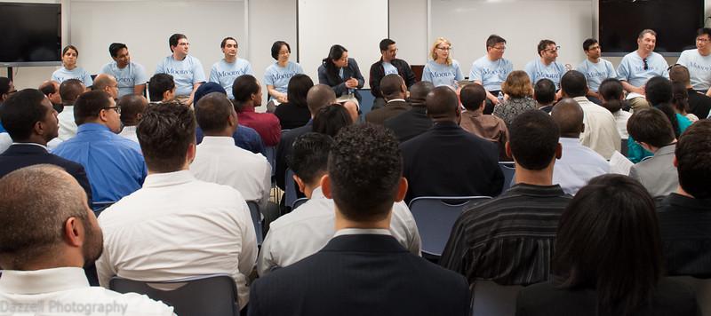 Moody's Volunteer Day @ Per Scholas '13