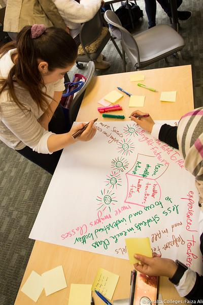 Peralta Resource Conversations - COA students