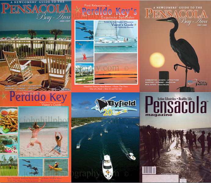 Perdido Key- A few on my local Magazine Cover images