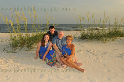 Perdido Key Family Portraits