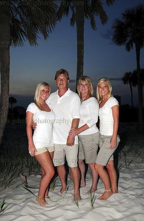 Perdido Key Family Portraits