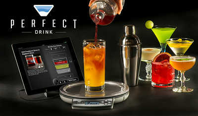 Perfect Drink App-Controlled Bartending System
