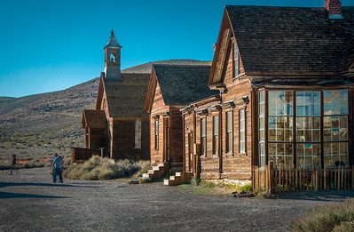 Bodie Ghosts on Green Street