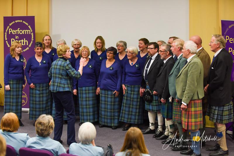 Gaelic Choral Singing - Puirt à beul
