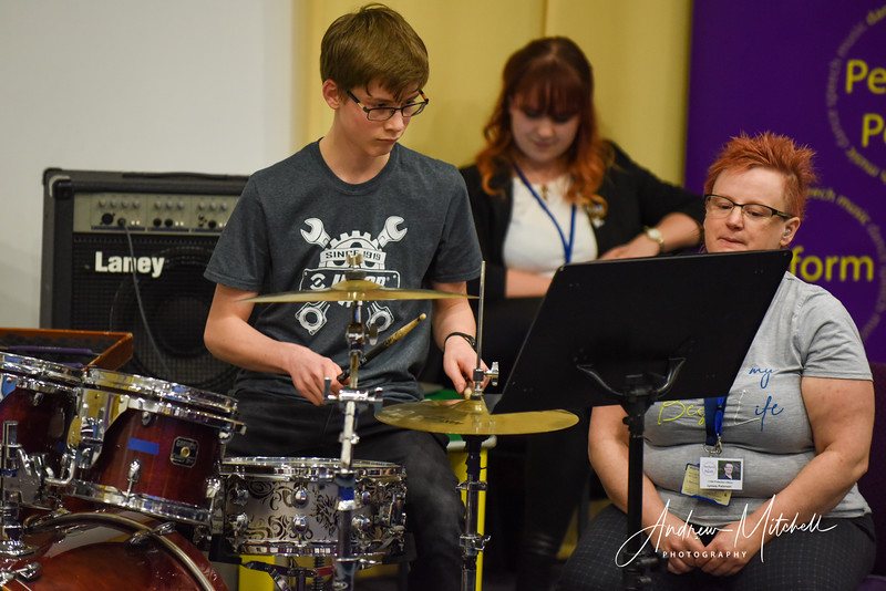 Drum Kit Solo (Open Class)