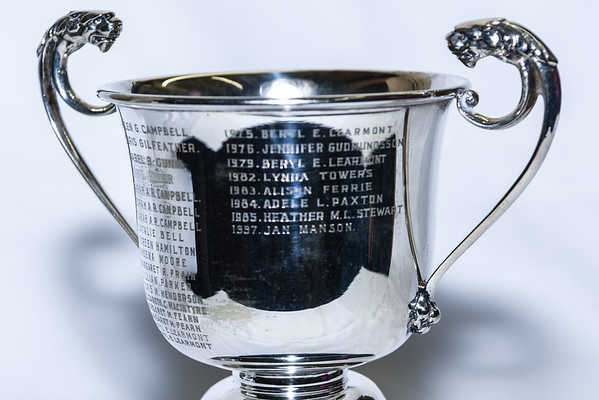 The Katheen Ferrier Memorial Cup