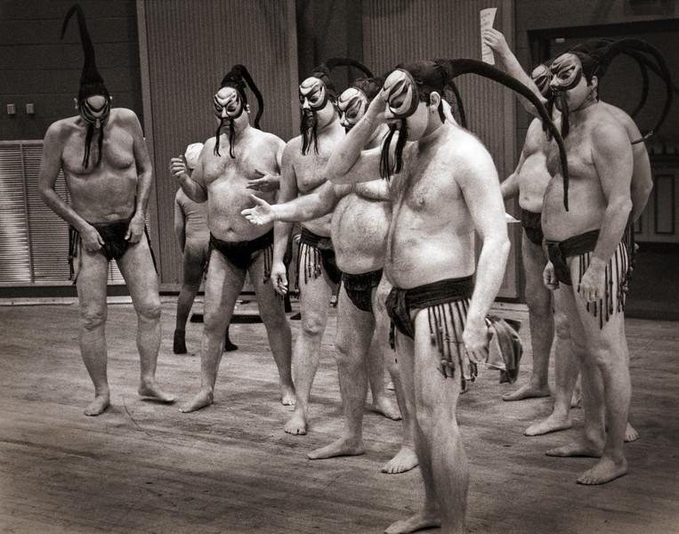 Big Men of Turandot