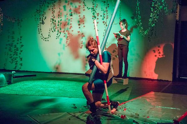 Lauren Steinberg, <i>Steeplechase</i>