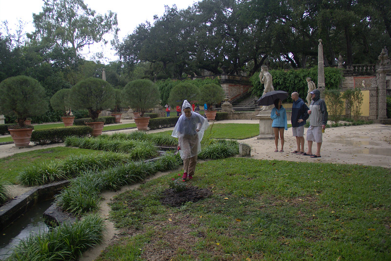 Spatial Awareness Exercises (for Vizcaya Museum and Gardens)