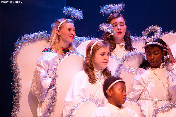 Children's Theatre- Christmas Pageant