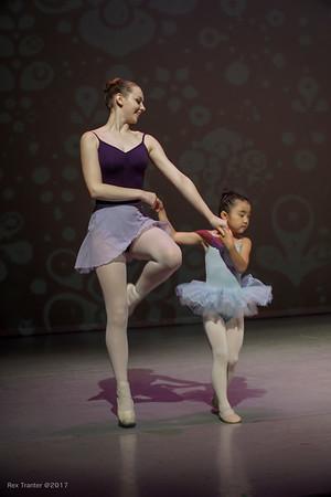 Sunday - Ballet