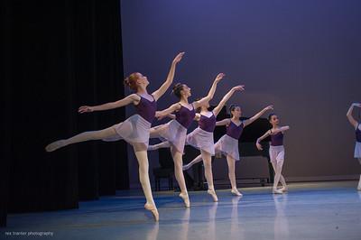2018 Ballet - Rehearsal