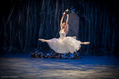 Act II - Giselle Performances 2017