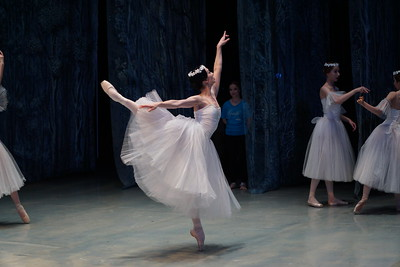 From Dress Rehearsal - Giselle 2017