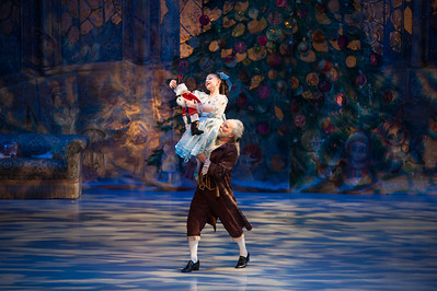 Nutcracker - Act I - Cast A
