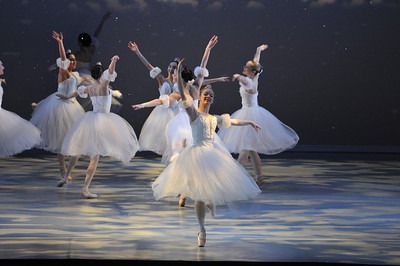 Nutcracker 2012 ~ Act I ~ Snow
