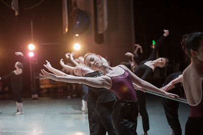 Warm up Classes and Other - Nutcracker 2016