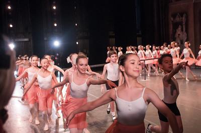 Scenes de Ballet - PNB school show 2016