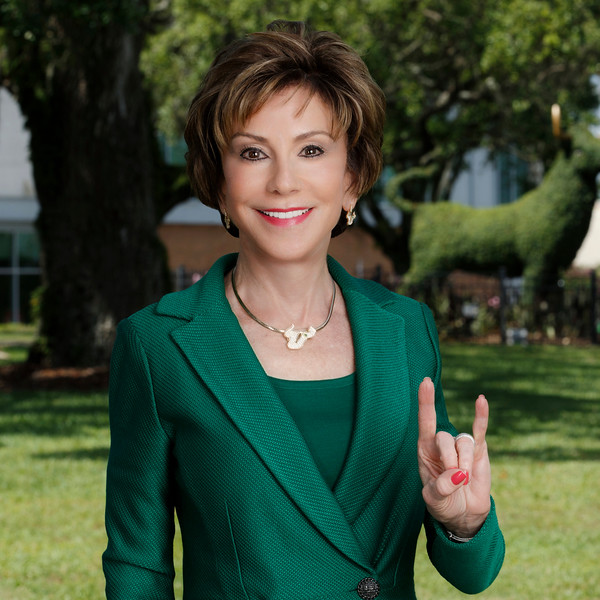 University of South Florida President Judy Genshaft (Photo by Matt May/University of South Florida)