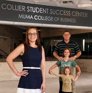 Achieving Dreams: Collier Student Success Center