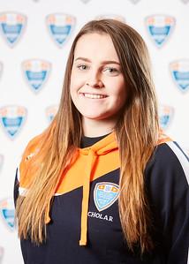 Toni Buckingham - athletics