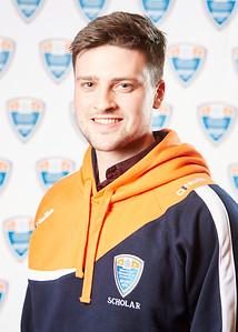 Jamie Kilgariff - badminton