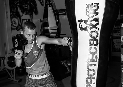 Michael Mulvey Boxing Shoot