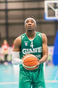 Jerelle Okoro Manchester Giants