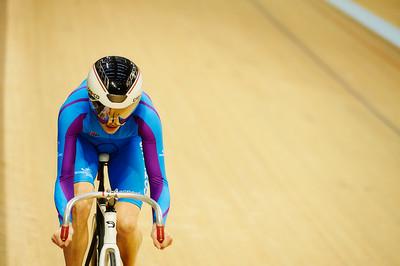Ellie Richardson cyclist