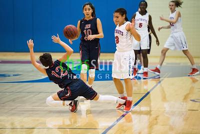 Alicia Gendell (12), Kmya Payne (3), Emiko O'Cadiz (10)
